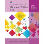 预订 Introduction to Microsoft Office 2016 [ISBN:978163563279