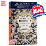 【中商原版】罗斯柴尔德家族1849-1998 英文原版 The House of Rothschild 尼尔.弗格森