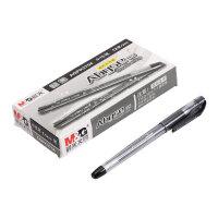 晨光(M&G)AGPK3704办公子弹头城市中性笔签字笔水笔0.5mm12支装