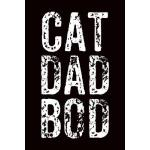 预订 Cat Dad Bod: Blank Recipe Page Notebook 6x9 120 Pages [I