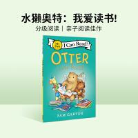 进口英文原版 Otter: I Love Books! *奥特:我爱读书 [4--8岁]