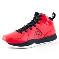 匹克PEAK 秋季新款时尚运动休闲男式经典篮球鞋 E33963A