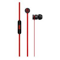 [当当自营] Beats urBeats 入耳式耳机 黑色 手机耳机 三键线控 带麦 MHD02PA/B