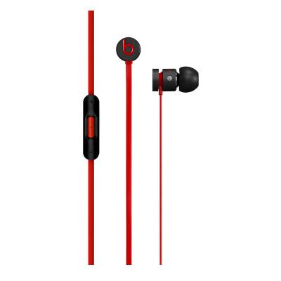 Beats urBeats 入耳式耳机 黑色 手机耳机 三键线控 带麦 MHD02PA/B可使用礼品卡支付 国行正品 全国联保