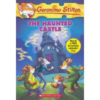 Geronimo Stilton #46: The Haunted Castle 老鼠记者46 97805451037