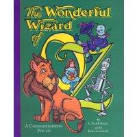 英文原版 绿野仙踪 The Wonderful Wizard Of Oz: A Commemorative Popup