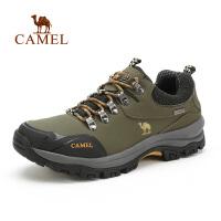 camel骆驼户外情侣登山鞋 秋季新款户外登山徒步鞋