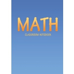 预订 Math Classroom Notebook [ISBN:9781508894308]