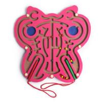 麦宝创玩 蝴蝶磁性迷宫 儿童早教益智玩具5款选择 优质低价 宝宝智力开发