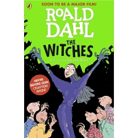 The Witches( )女巫 英文原版