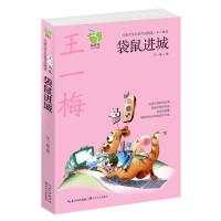 袋鼠进城(儿童文学名家作品精选?王一梅卷)