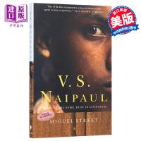 【中商原版】米格尔大街 英文原版 Miguel Street-V.S. Naipaul