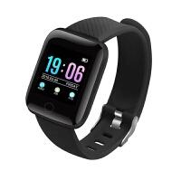 彩屏智能手环蓝牙运动手表男女防水计步心率血压监测