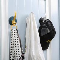 挂钩 强力吸盘浴室墙壁门后挂钩  创意厨房强力无痕壁挂钩