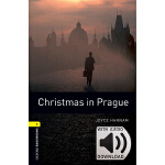 Oxford Bookworms Library: Level 1: Christmas In Prague MP3