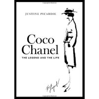 英文原版Coco Chanel: The Legend and the Life可可・香奈儿的传奇人生