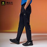 新款凯乐石男户外运动速干裤防风透气快干致敬珠峰长裤KG2015704