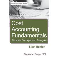 【预订】Cost Accounting Fundamentals: Sixth Edition: Essential