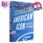 【中商原版】英文原版 American Icon: Alan Mulally and the Fight to Sav