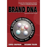 【预订】Brand DNA: Uncover Your Organization's Genetic Code for