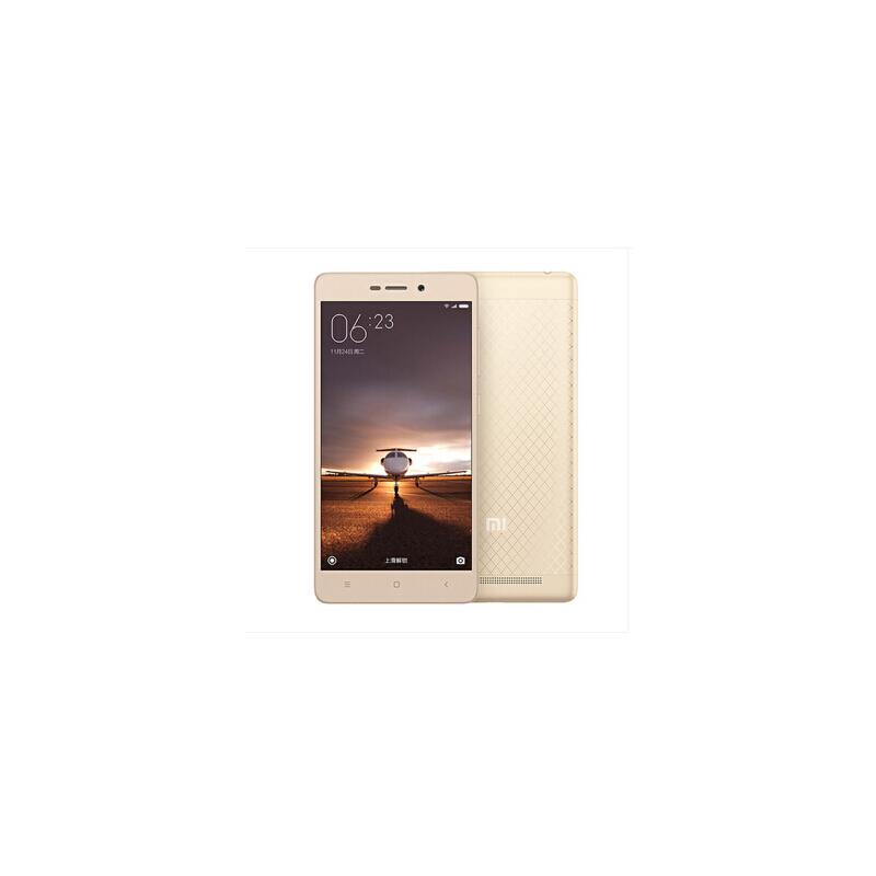 小米(MI) 红米M3 全网通版 移动联通电信4G手机 (16GB ROM  5.0英寸大屏,1300万像素,3050mAh大容量电池)