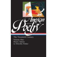 【预订】American Poetry: The Twentieth Century Vol. 1 (LOA #115