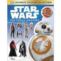 星球大战 Star Wars: The Force Awakens Ultimate Sticker Collecti