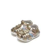 【99元任选2双】芭比童鞋女童凉鞋宝宝学步凉鞋夏季男孩