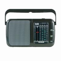 德生 R-404收音机 老人用便携式调频广播半导体 交直流两用收音机