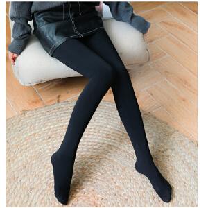 朴衣尚2019肉色打底裤女内穿光腿秋季神器加绒加厚黑色保暖外穿棉裤冬