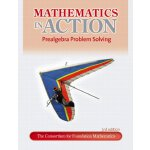预定原版 Mathematics in Action: Prealgebra Problem Solving (3rd