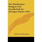 【预订】Der Hinduismus Religion Und Gesellschaft Im Heutigen In