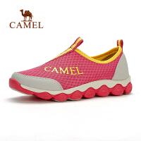 CAMEL骆驼户外女款徒步鞋 春夏新款 透气网布防滑网鞋徒步鞋