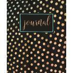 预订 Journal: Large Format Notebook & Journal: Teal with Gold