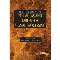 【预订】Handbook of Formulas and Tables for Signal Processing 97