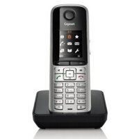 集怡嘉Gigaset|SIEMENS 【西门子】S910H 2.4GHz数字无绳电话 泰坦银 (需要与S910或S91