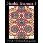 预订 Mandala Evolution 1 [ISBN:9781537678054]
