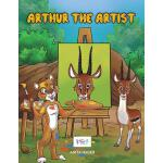 预订 Arthur the Artist [ISBN:9781539432838]
