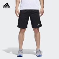 adidas阿迪达斯2018年新款男子基础运动系列梭织短裤BP8100