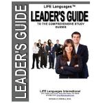 预订 Leader's Guide To The LIFE Languages Study Guides [ISBN: