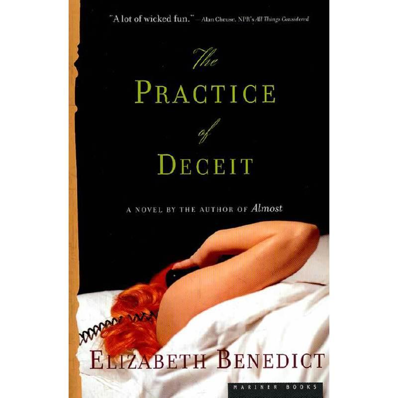 Practice of Deceit(ISBN=9780618710515) 英文原版