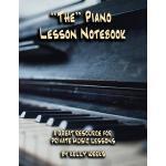"""预订 """"the"""" Piano Lesson Notebook: A Great Resource for Privat"""