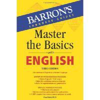 【预订】Master the Basics: English Y9781438001647