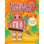 预订 Ronny the Robot's Activity Book [ISBN:9780473263638]