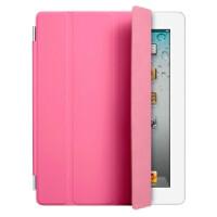 ikodoo爱酷多 苹果平板电脑ipad2/3/4smart cover保护套 智能休眠皮套 ipad2保护套 ipa