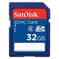 SanDisk 闪迪 32G SD HC 存储卡 Class4