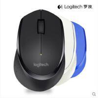 罗技(Logitech)M275/M280 无线鼠标 黑色 能有效防止鼠标手 人体工程学设计 支持苹果及windows