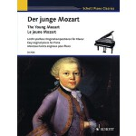 预订 The Young Mozart - Easy Original Pieces for Piano: Schot