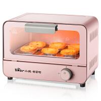 小熊(Bear)电烤箱 家用多功能全自动小型迷你蛋糕机烘焙机 DKX-B06C1