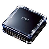 【品牌直供】日本SANWA 包邮! 分线器 HUB 4口USB集线器 USB-HUB239BK 小巧 可爱 平板电脑